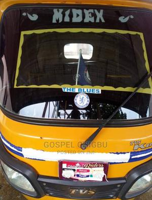 TVS Apache 180 RTR 2018 Yellow | Motorcycles & Scooters for sale in Edo State, Benin City