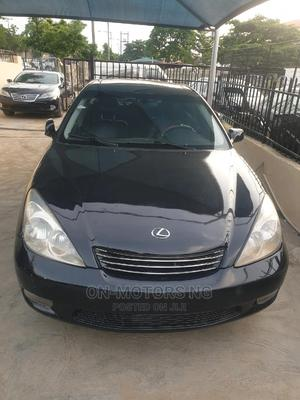Lexus ES 2003 330 Black | Cars for sale in Lagos State, Ikeja