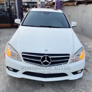 Mercedes-Benz C300 2009 White | Cars for sale in Lagos State, Ogba
