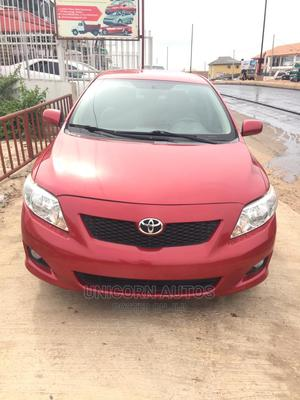 Toyota Corolla 2010 Red | Cars for sale in Oyo State, Oluyole