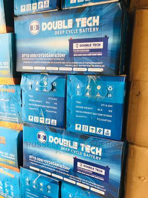 12v 200ahs Solar Battery   Solar Energy for sale in Lagos State, Ojo