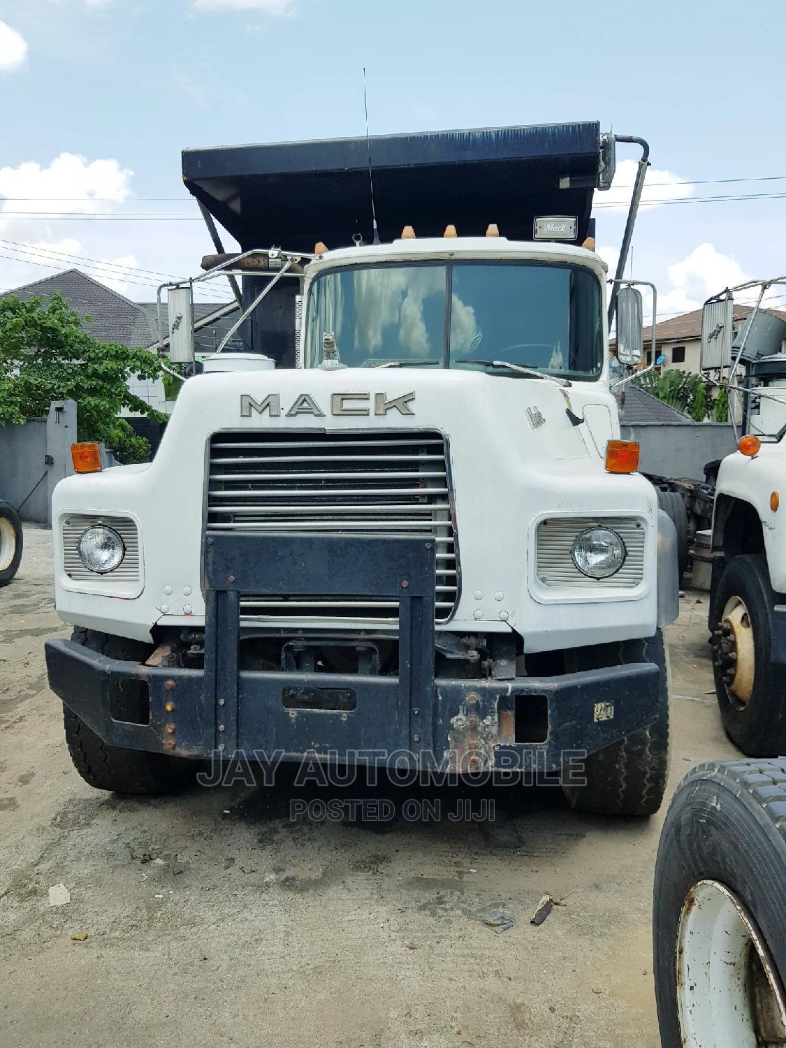 25 Tons MACK DUMP TRUCK for Sale   Trucks & Trailers for sale in Port-Harcourt, Rivers State, Nigeria