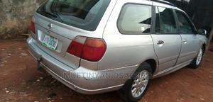 Nissan Primera 2002 Wagon Silver | Cars for sale in Edo State, Benin City