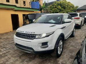 Land Rover Range Rover Evoque 2013 Pure Plus AWD White | Cars for sale in Lagos State, Ajah