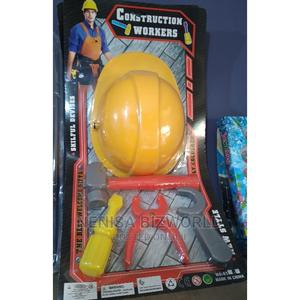 Toy Construction Workers Costume Set for Kids   Toys for sale in Lagos State, Kosofe
