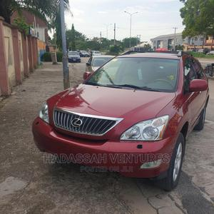 Lexus RX 2009 350 AWD Red | Cars for sale in Lagos State, Amuwo-Odofin