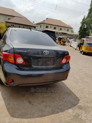 Toyota Corolla 2009 Gray   Cars for sale in Abuja (FCT) State, Gwarinpa