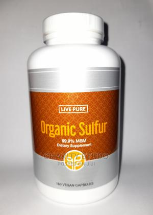 Live Pure Organic Sulfur   Vitamins & Supplements for sale in Lagos State, Yaba
