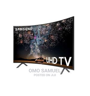 Samsung 55 Inch Premium HDR+ Curved Ultra UHD 4K Smart Tv   TV & DVD Equipment for sale in Lagos State, Apapa