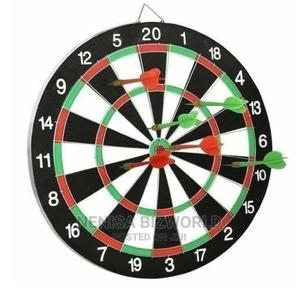 Standard Dart Board Game for Family Fun Time | Sports Equipment for sale in Lagos State, Kosofe