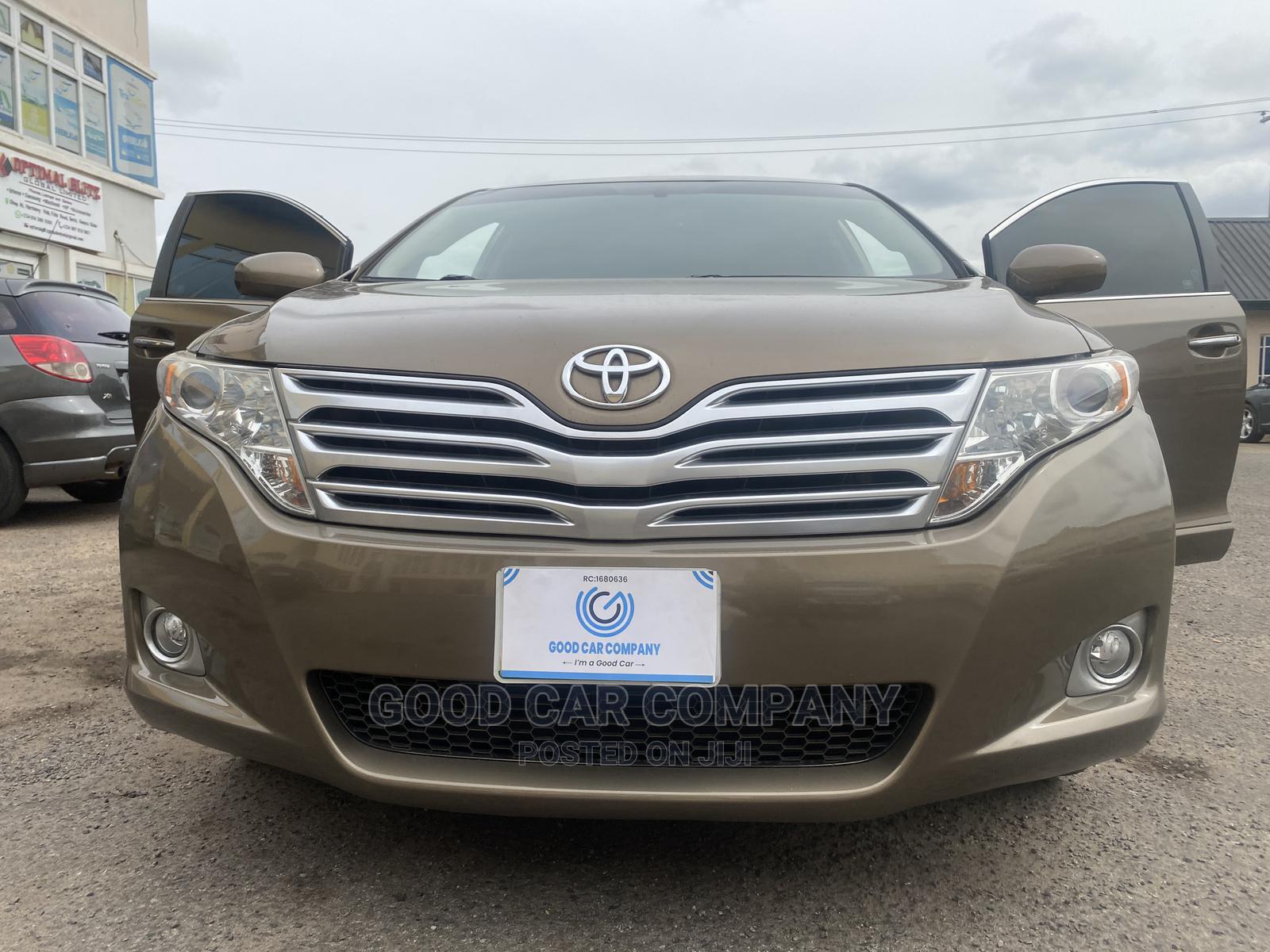 Toyota Venza 2012 Brown