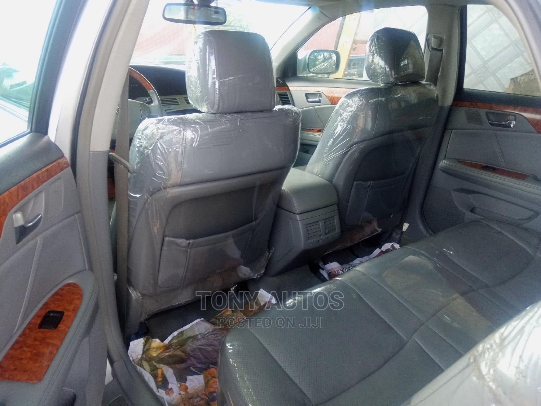 Archive: Toyota Avalon 2007 Silver
