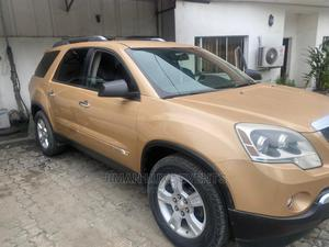 GMC Acadia 2008 Gold | Cars for sale in Rivers State, Port-Harcourt