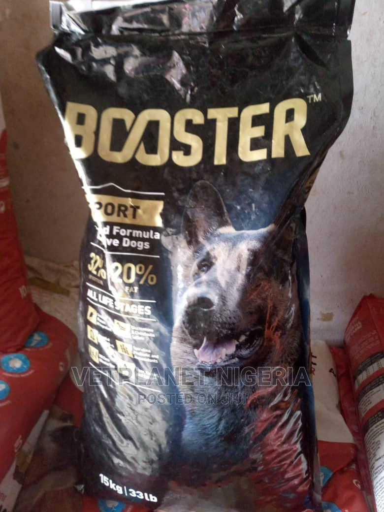 Booster Dog Food