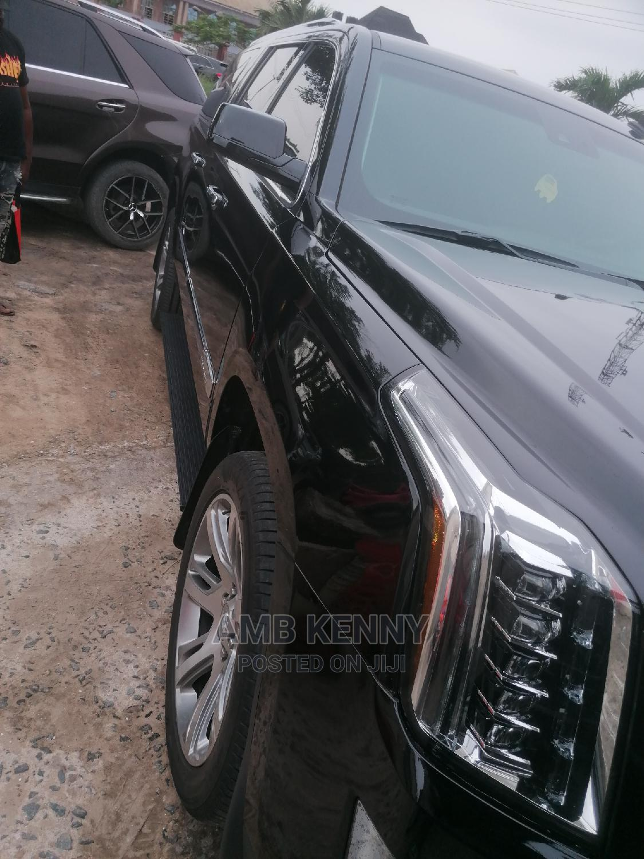 Cadillac Escalade 2015 Black   Cars for sale in Amuwo-Odofin, Lagos State, Nigeria