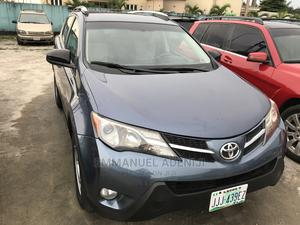 Toyota RAV4 2015 Blue   Cars for sale in Rivers State, Port-Harcourt