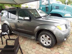 Nissan Pathfinder 2007 Gray | Cars for sale in Lagos State, Ikeja