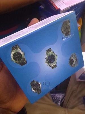Spy Camera Watch With 8gb Input   Security & Surveillance for sale in Lagos State, Ikeja