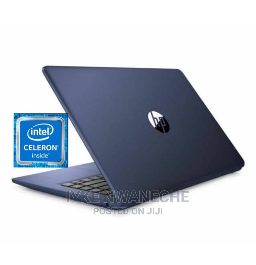 Laptop HP Stream 14-Cb110nr 4GB Intel Celeron SSD 32GB