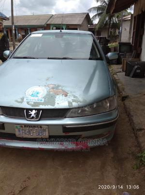 Peugeot 406 2001 Coupe Green | Cars for sale in Rivers State, Port-Harcourt