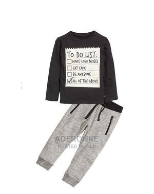 2 Piece Boys Clothing Set | Children's Clothing for sale in Lagos State, Ikeja
