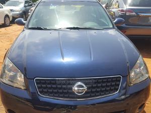 Nissan Altima 2005 2.5 SL Blue | Cars for sale in Lagos State, Amuwo-Odofin