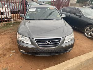 Hyundai Sonata 2009 Limited Gray   Cars for sale in Lagos State, Ikotun/Igando