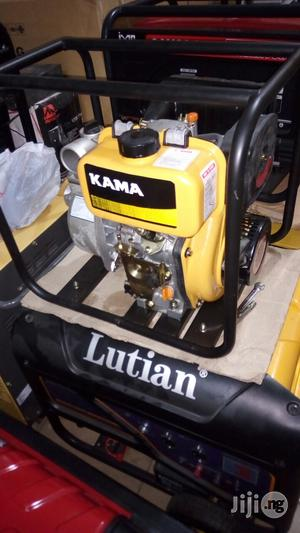 3 Inches Diesel Kama Water Pump | Plumbing & Water Supply for sale in Rivers State, Port-Harcourt