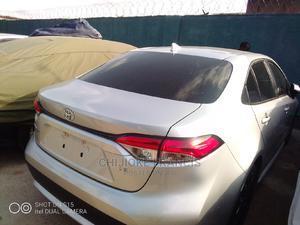 Toyota Corolla 2020 LE Silver   Cars for sale in Lagos State, Ejigbo
