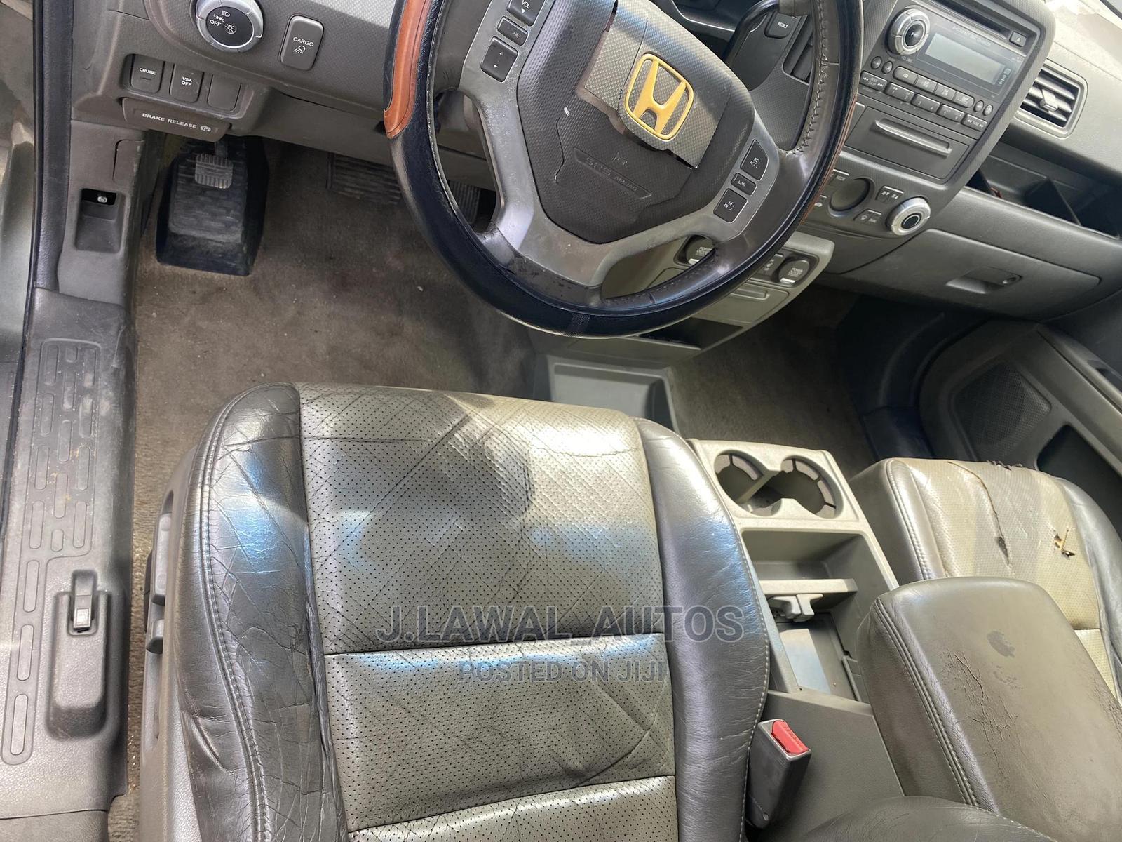 Honda Ridgeline 2006 Gray | Cars for sale in Port-Harcourt, Rivers State, Nigeria
