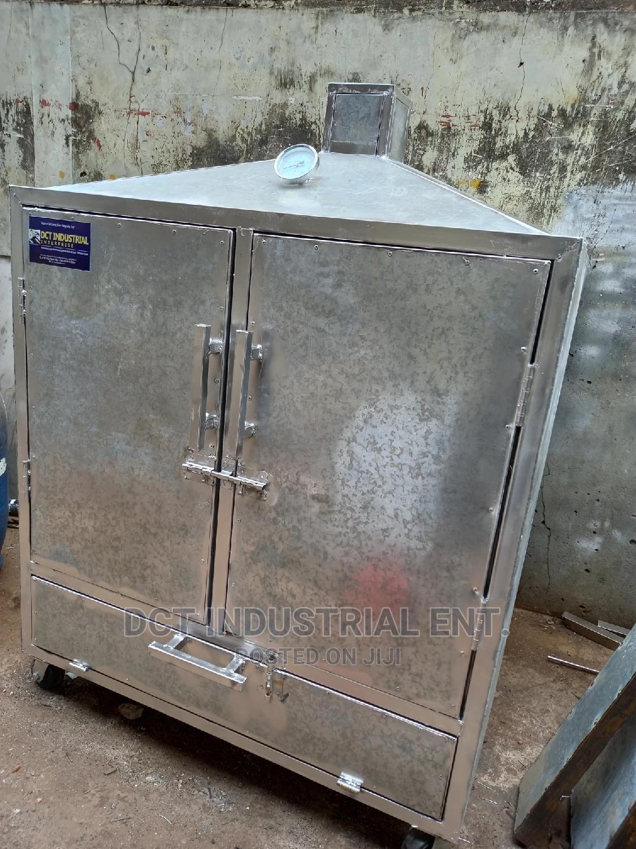 Fish Smoking Kiln 0.5kg X 600pcs   Farm Machinery & Equipment for sale in Badagry, Lagos State, Nigeria