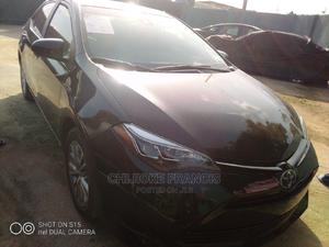 Toyota Corolla 2019 LE (1.8L 4cyl 2A) Black | Cars for sale in Lagos State, Ejigbo