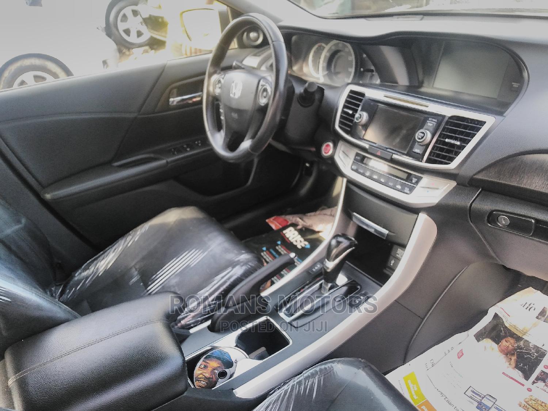 Honda Accord 2014 Brown   Cars for sale in Apapa, Lagos State, Nigeria