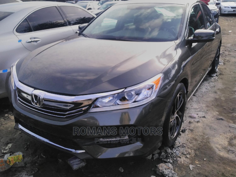 Honda Accord 2014 Brown