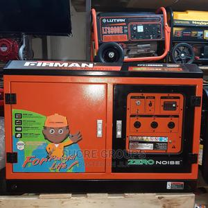 Firman Petrol Soundproof Generator | Electrical Equipment for sale in Lagos State, Ojo