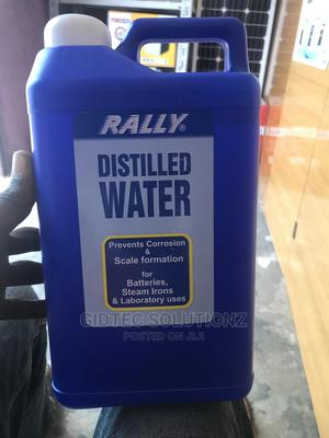 DISTILLED WATER FOR Tall Tubular Batteries | Solar Energy for sale in Oyo State, Oluyole