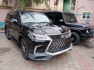 Lexus LX 2021 Black | Cars for sale in Lagos State, Ojo