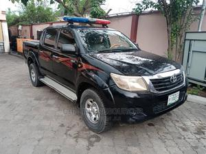 Toyota Hilux 2008 Black | Cars for sale in Lagos State, Ojo