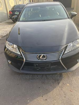 Lexus ES 2014 350 FWD Black | Cars for sale in Lagos State, Ojodu