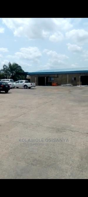 A Warehouse Measuring 1500sqm on 3600sqm   Commercial Property For Sale for sale in Ibadan, Akala Express