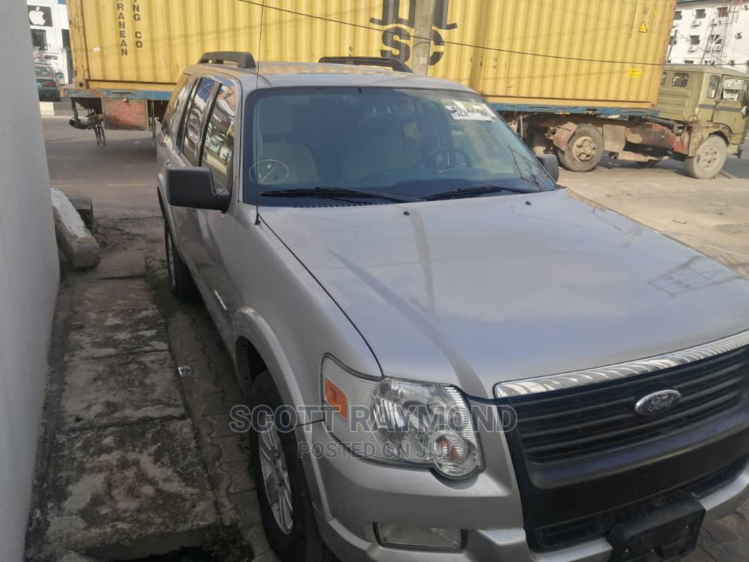Ford Explorer 2008 Other