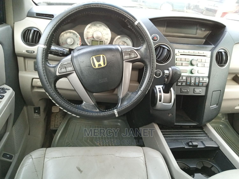Archive: Honda Pilot 2009 Blue