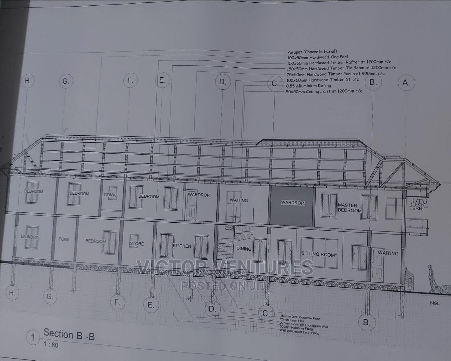 Half Plot Of Land For Sale | Land & Plots For Sale for sale in Ebute, Ikorodu, Nigeria
