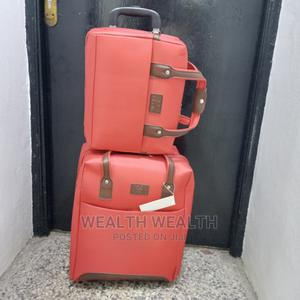 Bethelmendels Red Trolley Luggage | Bags for sale in Lagos State, Ikeja