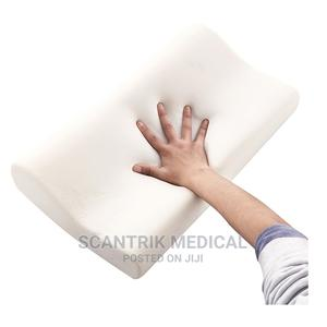 Orthopedic Sleeping Neck Contoured Support Pillow   Medical Supplies & Equipment for sale in Abuja (FCT) State, Wuse