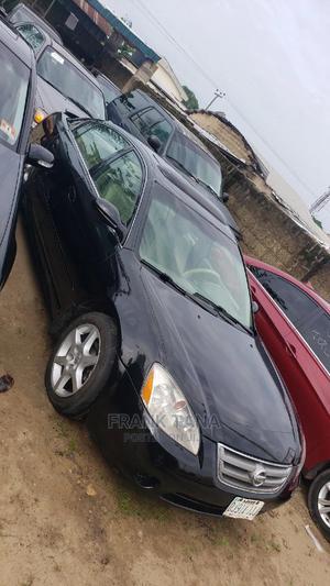 Nissan Altima 2004 2.5 Black | Cars for sale in Akwa Ibom State, Uyo