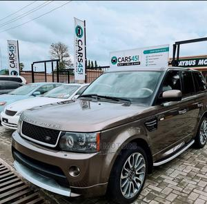 Land Rover Range Rover 2012 Brown | Cars for sale in Ondo State, Akure