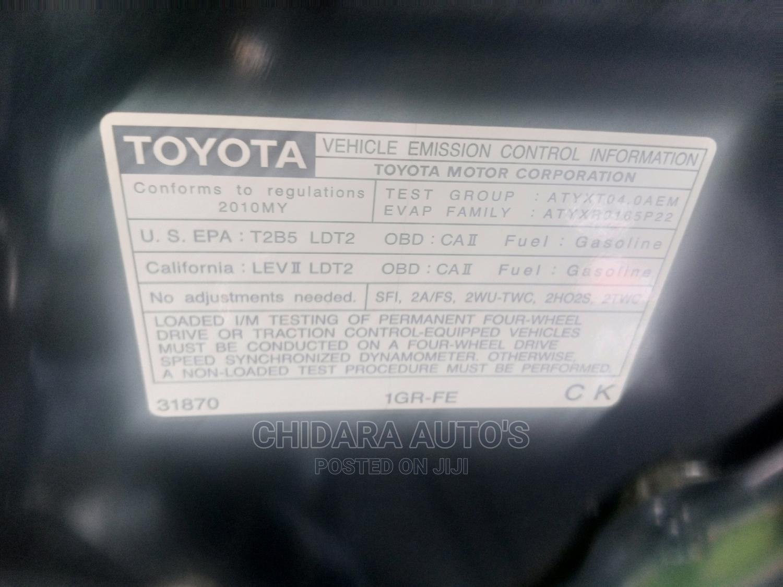 Archive: Toyota Tacoma 2011 Black