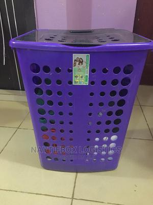 Purple Laundry Basket | Home Accessories for sale in Abuja (FCT) State, Apo District