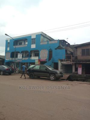 A Commercial Blk of Flats and 5shop on a Tarred Rd in Dopemu   Commercial Property For Sale for sale in Alimosho, Dopemu